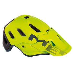 MET Roam Bike Helmet green/black